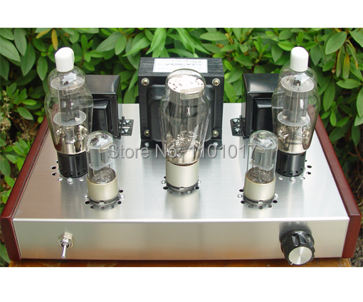 JBH FU-25 ( 1625 ) tube amplifier HIFI EXQUIS FU25 Class A full handmade lamp amp радиоприемник 25 hifi 25w