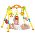 Multifunctional Music Intelligence Game Mats Baby Activity Play Mat Baby Gym Educational Fitness Frame Toys