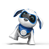 Electric Dog Toys for Children Singing Interactive Robots Robotic Electronic Gadget Mini Educational Digital Pet for Kids Game