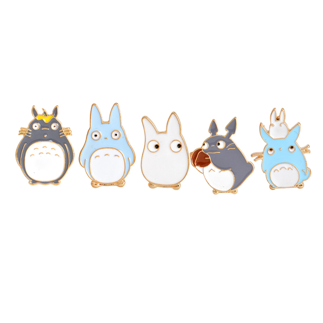 Studio Ghibli My Neighbor Totoro – Button Pins