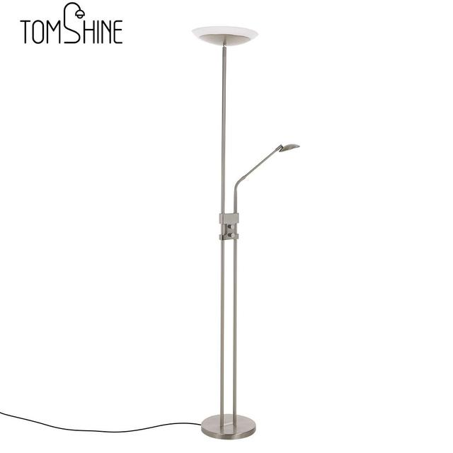 Light Stand For Living Room Pictures Traditional Rooms Tomshine Floor Lamp Lights Eye Protective Led 15w Modern