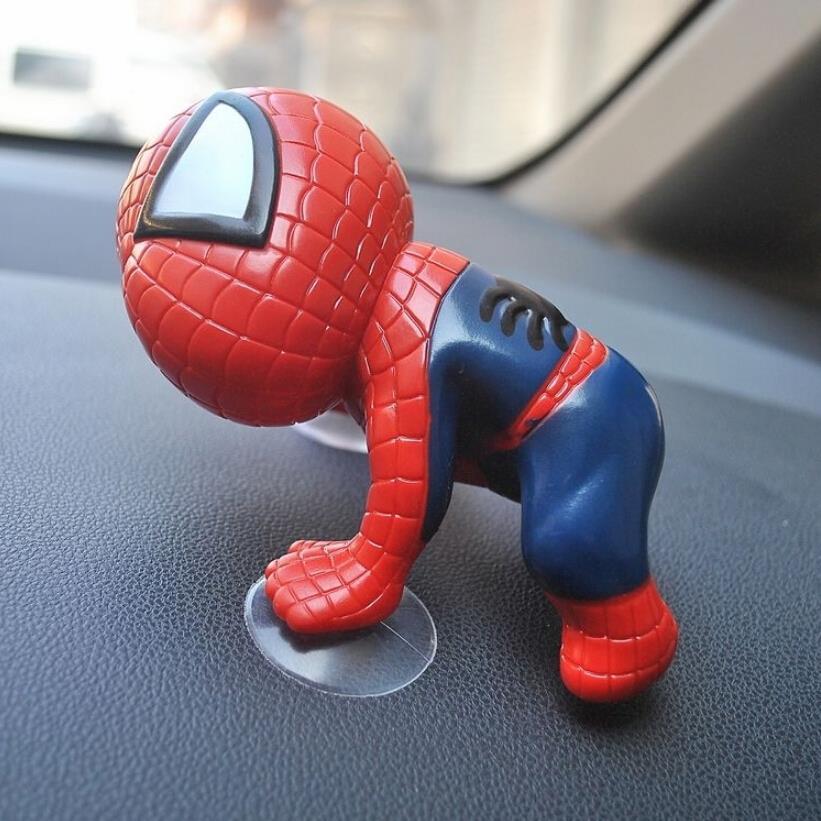 человек-паук автомобили