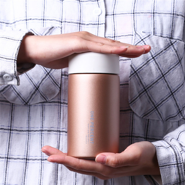 Practical Portable Eco-Friendly Stainless Steel Vacuum Flask