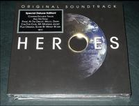 Free Shipping Super Heroes Heroes Movie Soundtrack David Bowie Bob Dylan CD Sealed