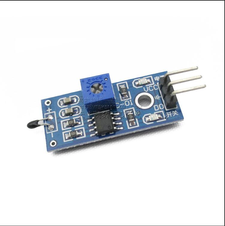 electronic diy kit thermosensitive sensor module temperature sensor module Thermistor Sensor for arduino(China)