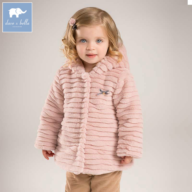 9be2b742e6e5 Dba5735 dave bella winter infant baby girl floral jackets toddler ...