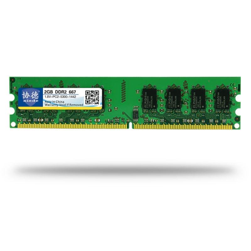 Xiede DDR2 800 / PC2 6400 5300 4200 1GB 2GB 4GB Memoria RAM para PC - Componentes informáticos - foto 4