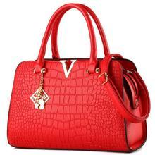 Crocodile frauen leder handtasche berühmte marke frauen handtasche frauen messenger taschen umhängetasche hochwertigen taschen QT1974