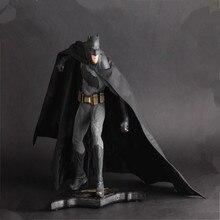 Batman Vs. Superman Combat Ver. Action Figure PVC Action Figure Collectible Model Toy 25cm zy571