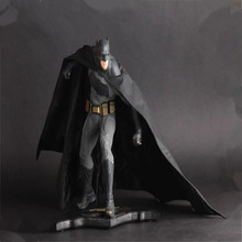 Batman Vs. Superman Combat Ver. Action Figure PVC Action Figure Collectible Model Toy 25cm zy571