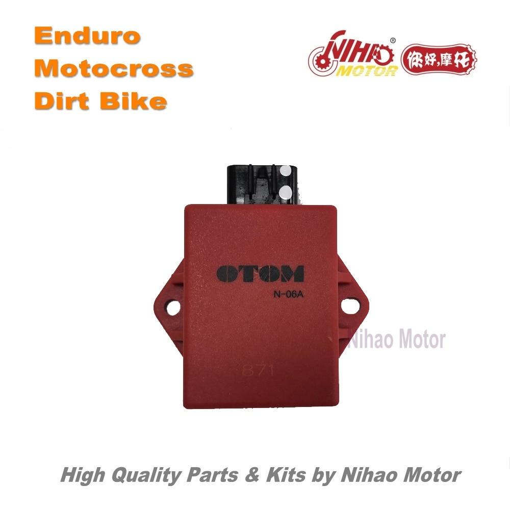 цена на 99 Motocross Parts NC Racing CDI unlimited performance ignition ZONGSHEN AGL Enduro Kit Dirt bike spare cross Nihao Motor for