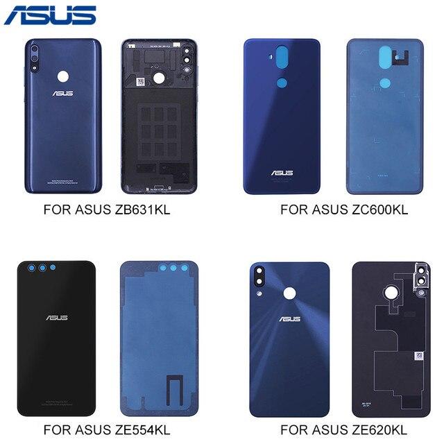 ASUS סוללה שיכון כיסוי עבור Asus Zenfone ZB631KL ZC600KL ZE554KL ZE620KL חזור שיכון דלת כיסוי עבור ASUS דיור בחזרה מקרה