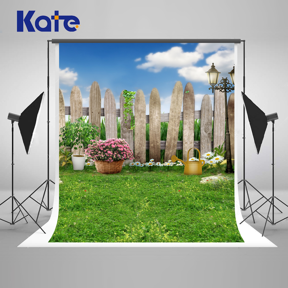 KATE Green fence photo backdrops photography backdrop photography studio backgrounds background cloth for shooting fond photo ashanks photography backdrops green screen 3 4m photo background for photo studio 10ft 13ft backdrop for camera fotografica