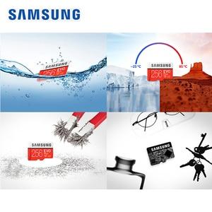Image 4 - SAMSUNG carte Micro SD, 256 go, classe 10, TF/S, MicroSDXC UHS 1, U3 EVO + EVO Plus, compatible 4K, nouvelle carte mémoire