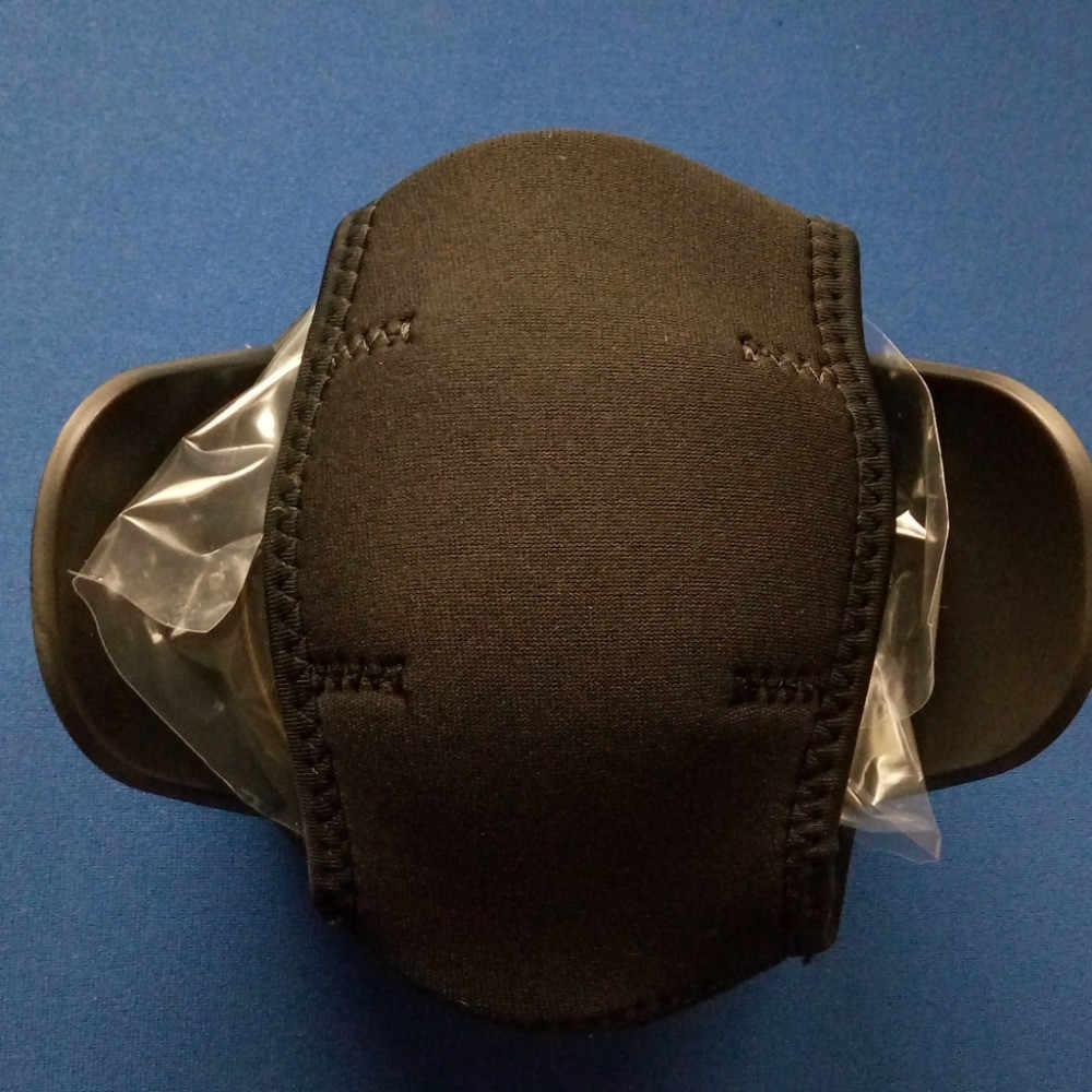 保護ジャケットカバー布プロテクターダイビング水中 Meikon ブランド魚眼レンズドームレンズまたは I-das UWL-04 ワイド天使のレンズ
