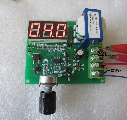 Ac Signal Generator : Ac v ma signal generator manual digital