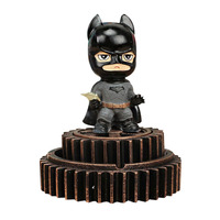 Cute Cartoon Ashtray Figurines America Batman Multifunction Car Ornament Home Furnishing Decoration Ashtray Crafts Gift