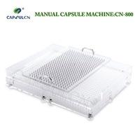 Size 1 CN 800 Capsule Machine Manuale Encapsulator Manual Capsule Filling Machines
