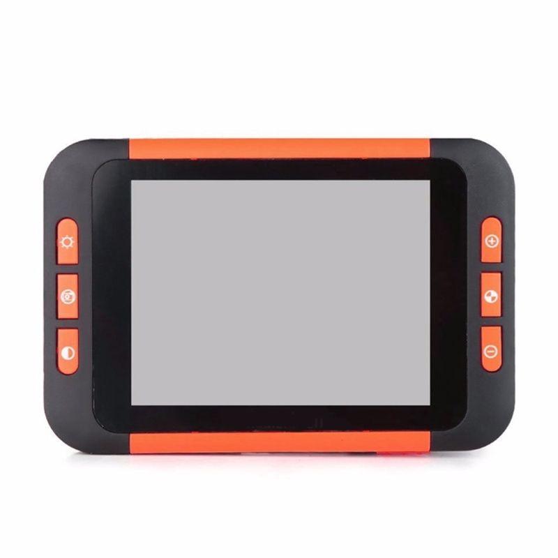 BOBLOV 3.5 Couleur LCD 2X-32X Zoom Aide à La Lecture Électronique Vidéo Loupe pour la Basse Vision Livraison gratuite