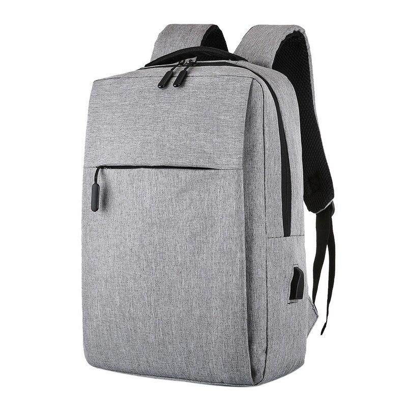 Litthing Laptop Usb Backpack School Bag Anti Theft Men Backbag Travel Daypacks Male Leisure Mochila Computer