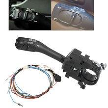 Nuevo Indicador de Sistema de Control de Crucero Stalk Interruptor y Arnés de Cable Para VW Golf Bora MK4 GTI 18G-953-513-A 1J1-970-011-F