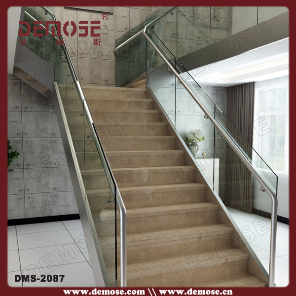 Modern Marble Stair Design