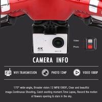Sports Camera 4K Ultra HD Camera WIFI With Remote Diving Movement DV Aerial FPV