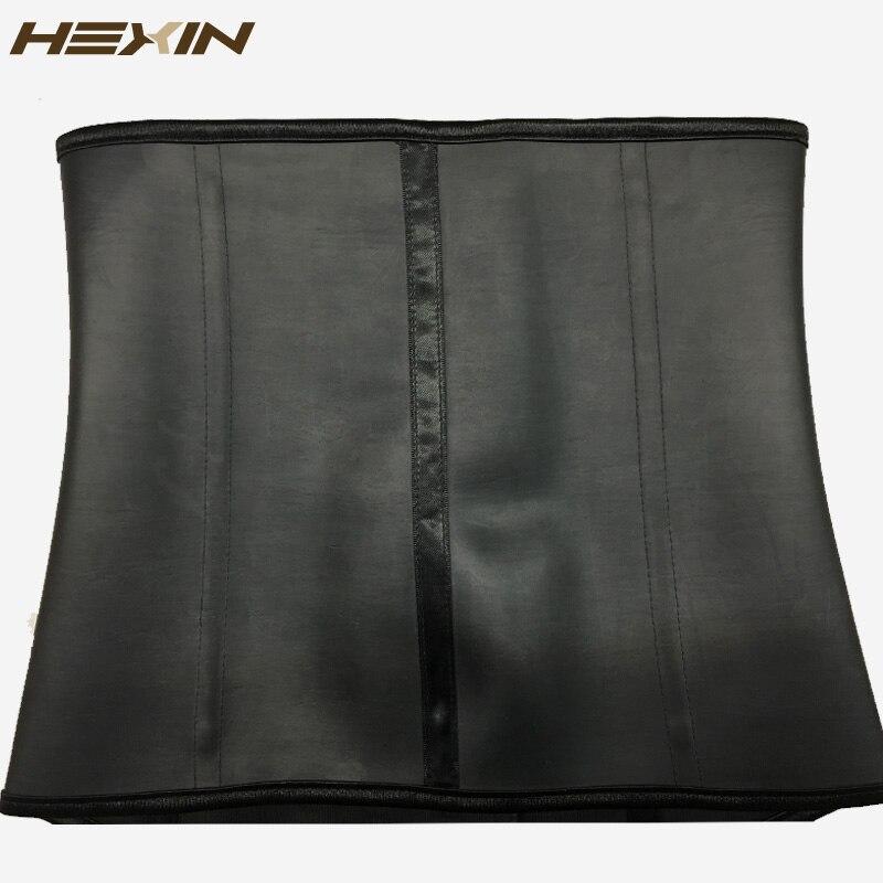 HEXIN 100% guma lateksowa talia trener duże haki stalowy trener - Bielizna - Zdjęcie 5