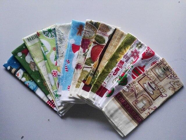 Vendita calda 5 pz/lotto 100% cotone stampato asciugamani assorbente ...