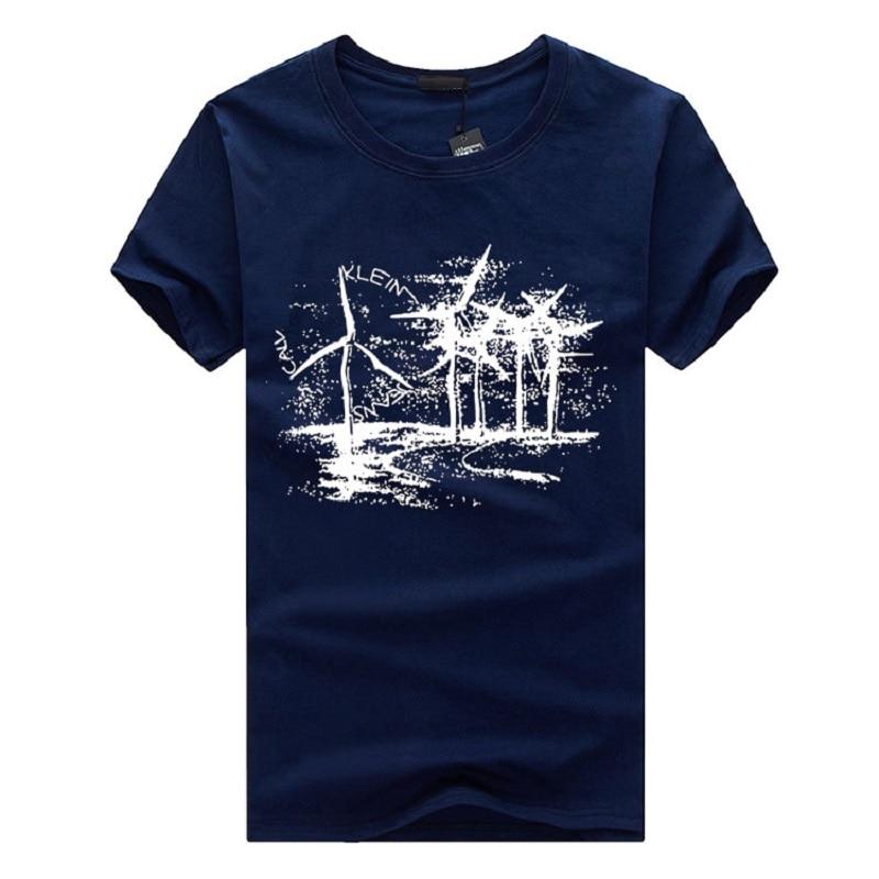 KUYOMENS Brand Men's Short Sleeve t-shirts Plus Size Tee Shirts Homme Men T Shirts Summer Male TShirts Camiseta T shirt Homme