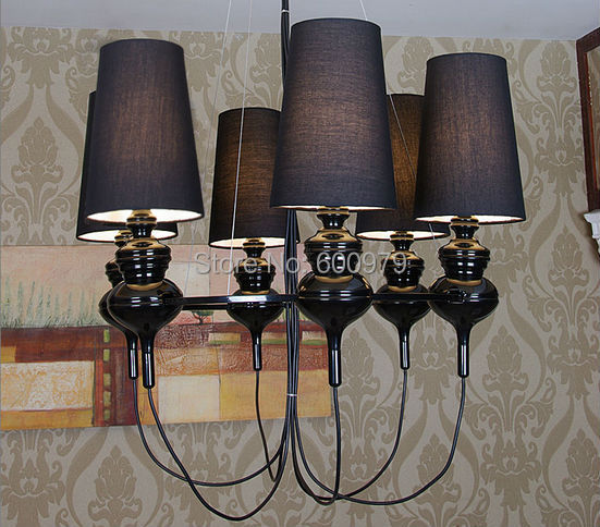 Hot selling  Spain Replica Josephine Queen 6 lights Chandelier Pendant Lamp By Jaime Hayon цены онлайн