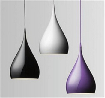 modern brief aluminum pendent lamp dining room lamp reading room loft multicolor pendent lighting lamp DY-1420