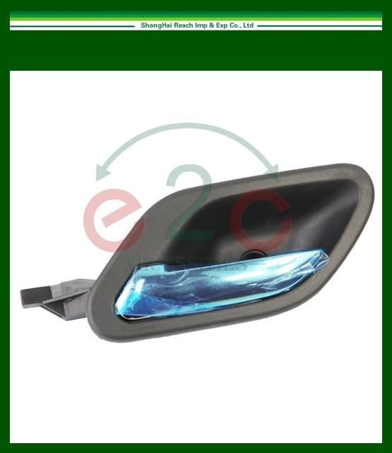 New Left Black With Chrome Inside Door Handle For BMW E38 E39 51218226049  51 21 8 226 049