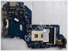 45 days Warranty For hp M6-1000 641369-001 laptop Motherboard QCL50 LA-8713P for intel cpu with integrated graphics card