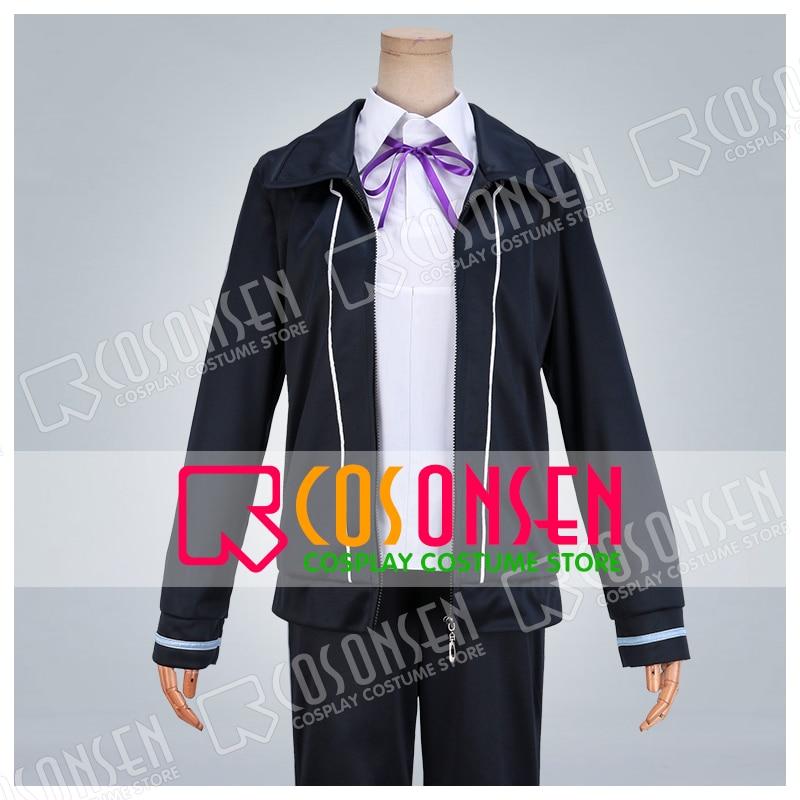 COSPLAYONSEN Touken Ranbu Honebami Toushirou Casual Version Clothing Cosplay Costume