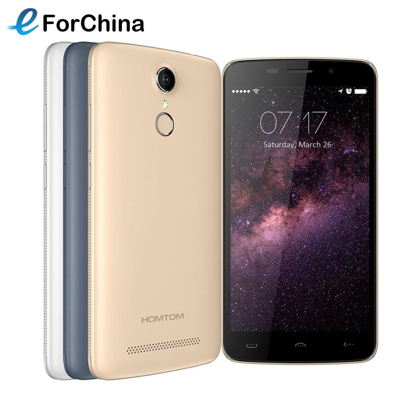 Original HOMTOM HT17 5 5 inch 1280 x 720 HD Android 6 0 Quad Core 1