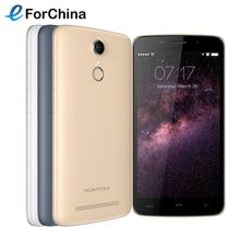 D'origine HOMTOM HT17 5.5 pouce 1280×720 HD Android 6.0 Quad Core 1.1 GHz 4g FDD-LTE Smartphone MT6737 Téléphone Portable 1 GB RAM 8 GB ROM