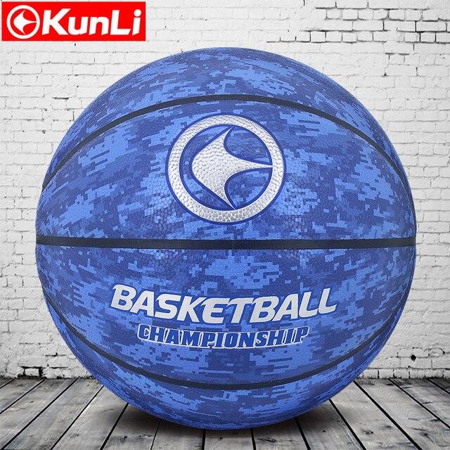 9148d186cbd80 D'origine kunli basket-ball klba201 bleu nouvelle marque de haute qualité  véritable molten