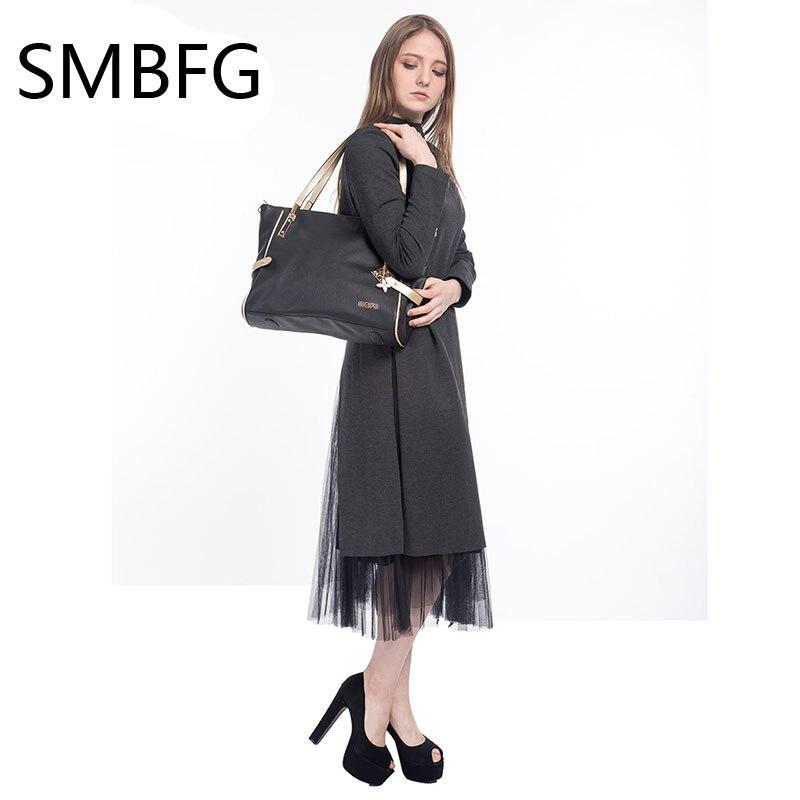 ženske usnjene torbice ženski plima kul stil modne torbice - Torbice - Fotografija 5