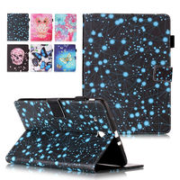 Pen Stylus Film High Quality Fashion Painting Book Case Cover For Samsung Galaxy Tab E 9