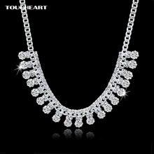 Toucheart новейший кулон кристалл лучший подарок для свадьбы