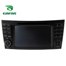 Quad Core 1024*600 Android 5.1 Car DVD GPS Navigation Player Car Stereo for Benz W211 2002-2008 Bluetooth Wifi/3G