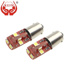 KEIN 4PCS ba9s led BAX9S BAY9S t4w h6w h21w t11 363 3030 10smd 12V auto reading license plate lights bulb lamp car styling white 100pcs ba9s t11 5050 5 smd led white light bulb car reading width lights car 12v lamp t4w h6w high quality interior lamp bulb