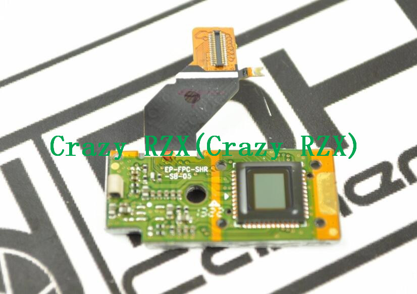 Оригинальный новый оптический объектив датчик изображения CCD для GoPro Hero 3 Hero3 белый и серебристый и черный Версия камеры Ремонт Часть