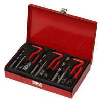 88pcs Thread Repair Set Helical Coil Thread Repair Tool Set