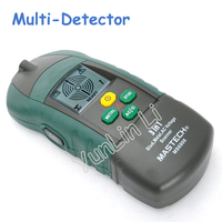 6pcs/lot Multi Detector to Detect Metal Pipes Tools for Decoration Battery Powered MS6906