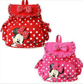 Cute animal Cartoon kids backpack Minnie Mouse Girls Backpacks Children's School Bag mochila kindergarten Baby gifts