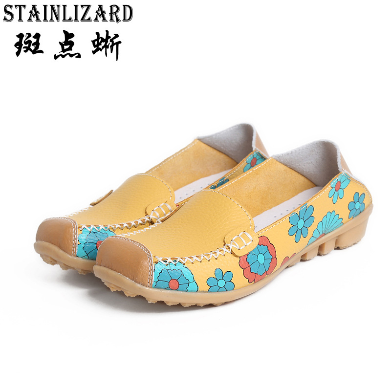 Flat Shoes Women 2017 summer new soft soles round toe shallow mouth comfortable single heel stitch fashion Casual Shoes ST705 7ipupas hot selling fashion women shoes women casual shoes comfortable damping eva soles flat platform shoe for all season flats