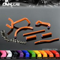 CORP Silicone Motor Radiator Hose Kit FOR KTM 350 SXF 350SSX F