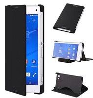 Luxury PU Leather Case For Sony Xperia Z2 Z3 Z5 Compact Premium Plus C3 C5 M4